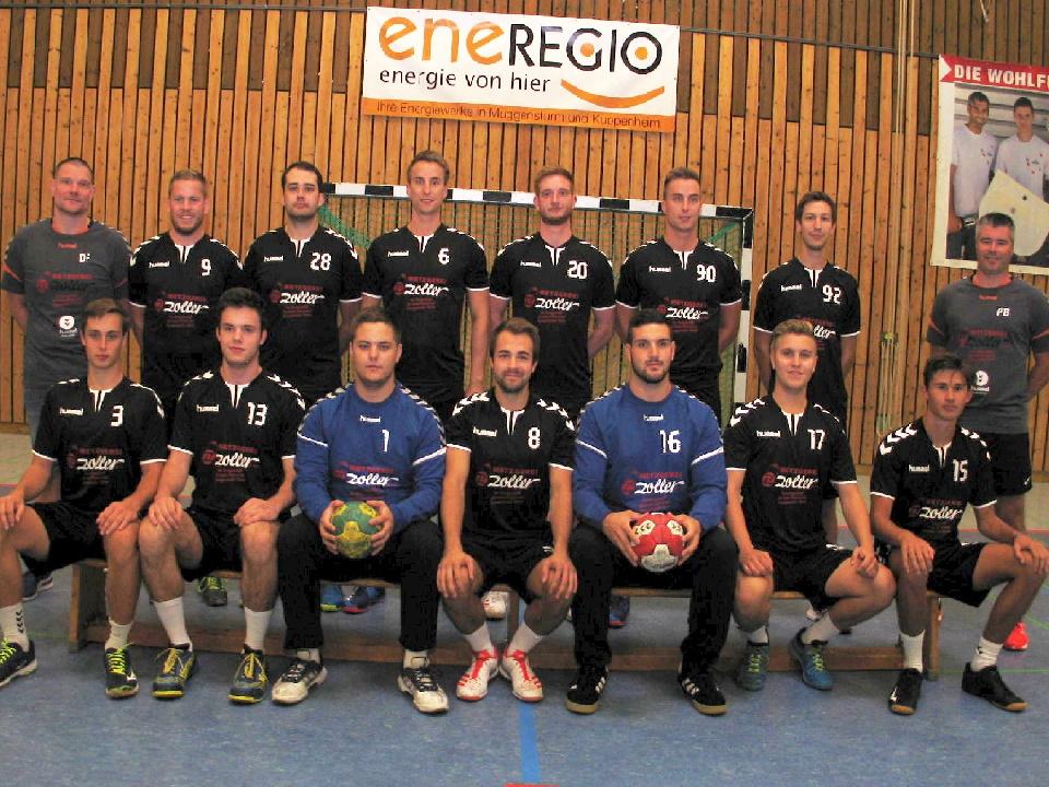 Handball - Männermannschaft 2011