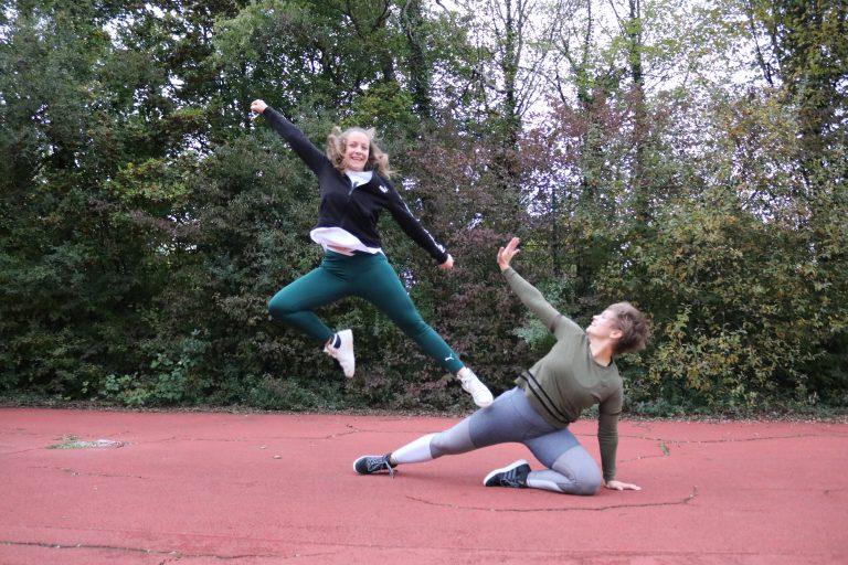 Alisa und Lara Zittel