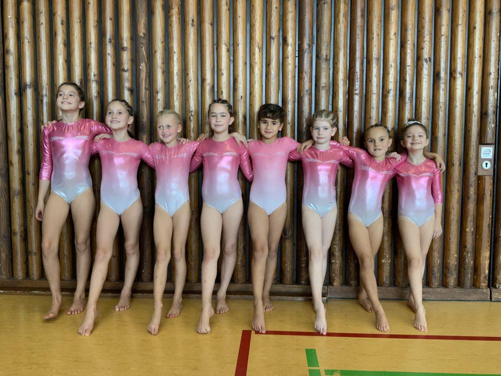 Gauliga 2019 - Mädchenturnen