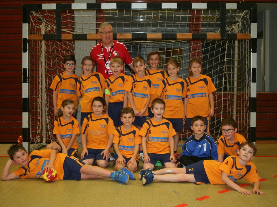 Handball - F-Jugend 2011