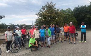 Radsportgruppe