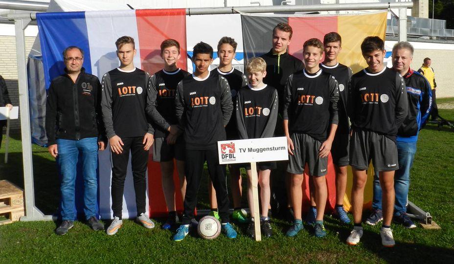 Deutsche Faustball Meisterschaften 2019 - U18