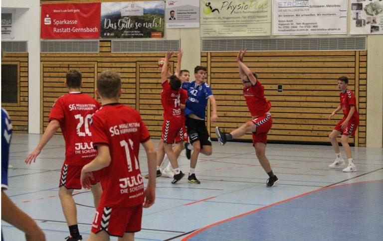 Spiel SGMK B-Jugend vs. TuS Helmlingen