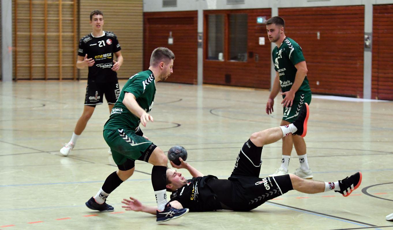 Spiel Männer 1 vs. SG Kappelwindeck/Steinach 09.10.2021